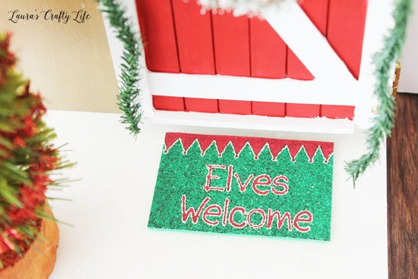 Elves welcome mat - Miniatures.com