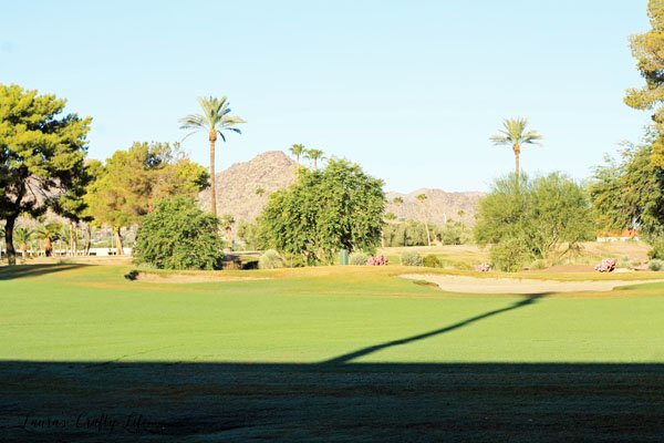 Golf Course at The Scottsdale Resort