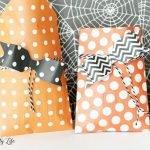 Halloween Treat Envelopes