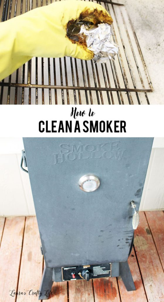 How to Clean a Smoker - tips and tricks for keeping your smoker or BBQ clean