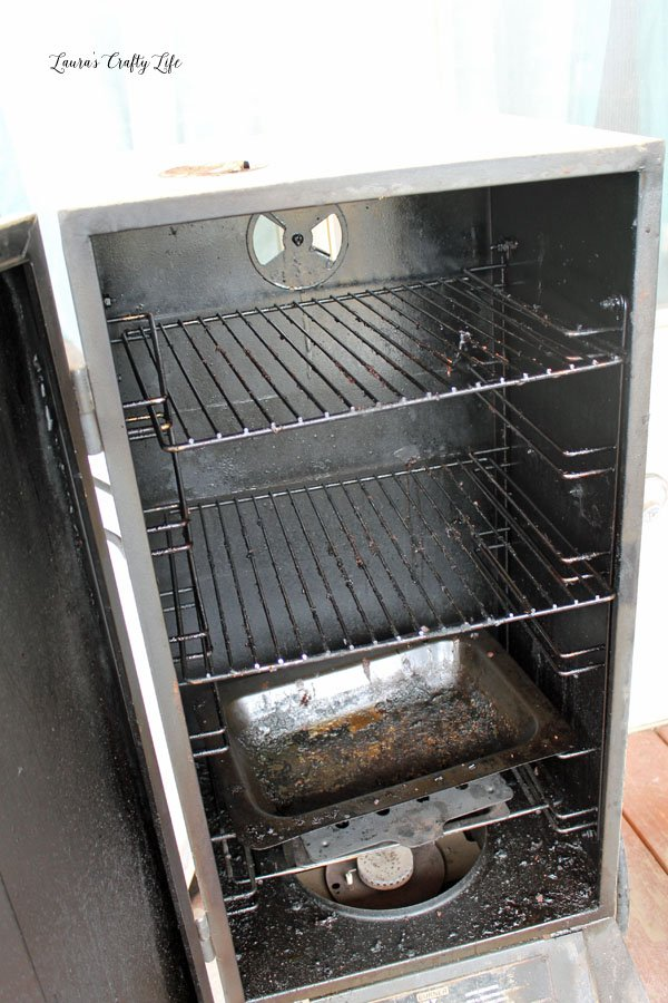 How To Clean A Smoker
