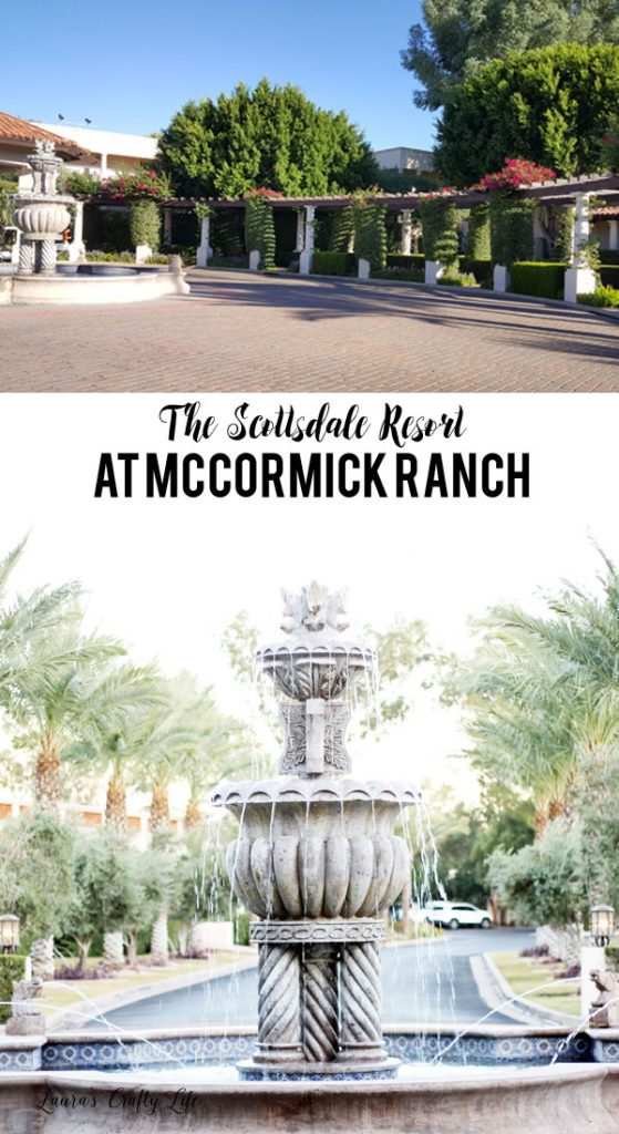 The Scottsdale Resort at McCormick Ranch - a beautiful hotel for an Arizona staycation #ad