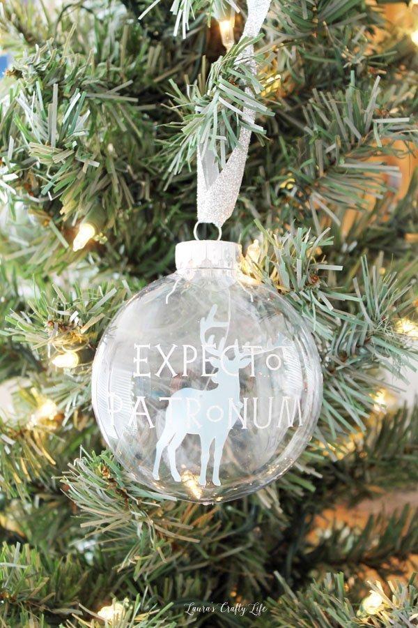 Expecto Patronum Ornament