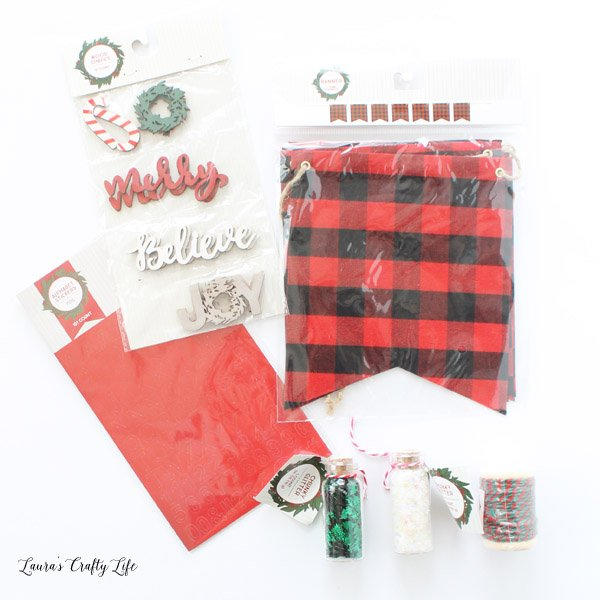 Dollar Store gift idea - the gift of crafting