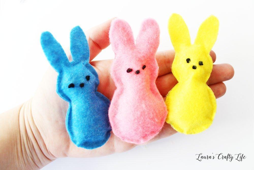 Felt Easter Bunny PEEPS®