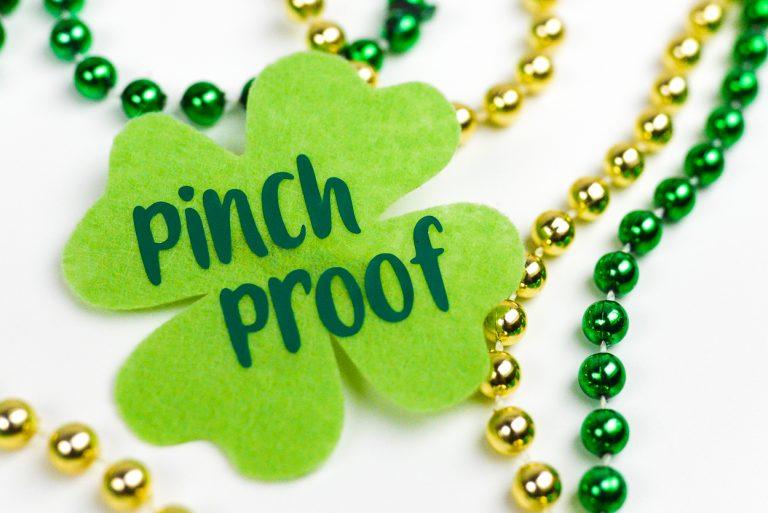 Pin Proof Pin