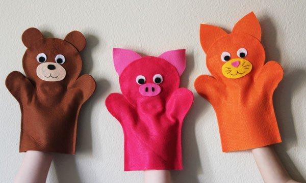 Felt Puppets