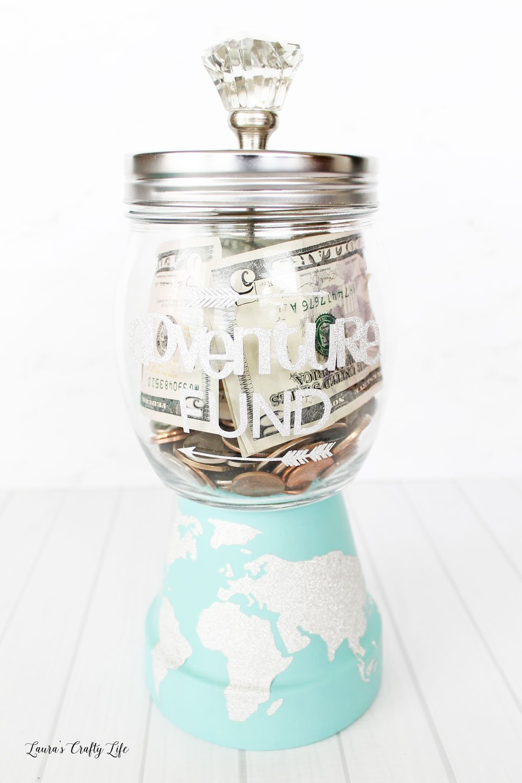 Adventure Fund Savings Jar