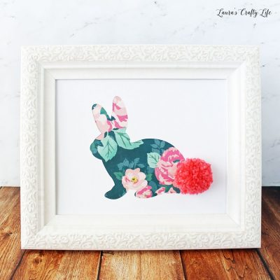 Bunny Wall Art