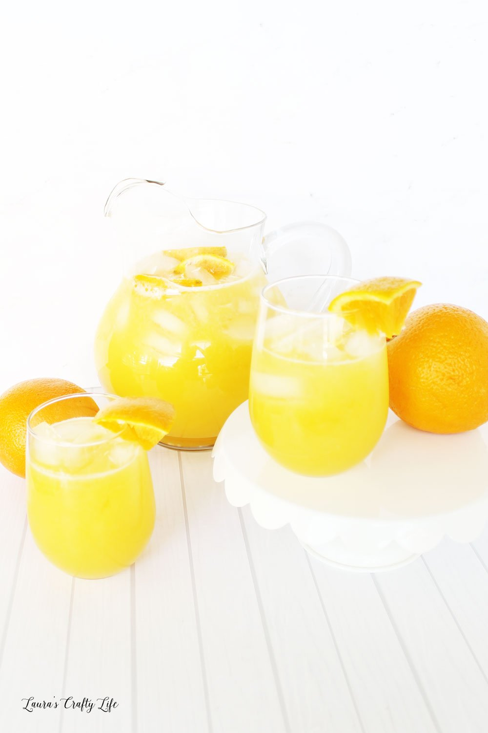 Orange brunch punch recipe