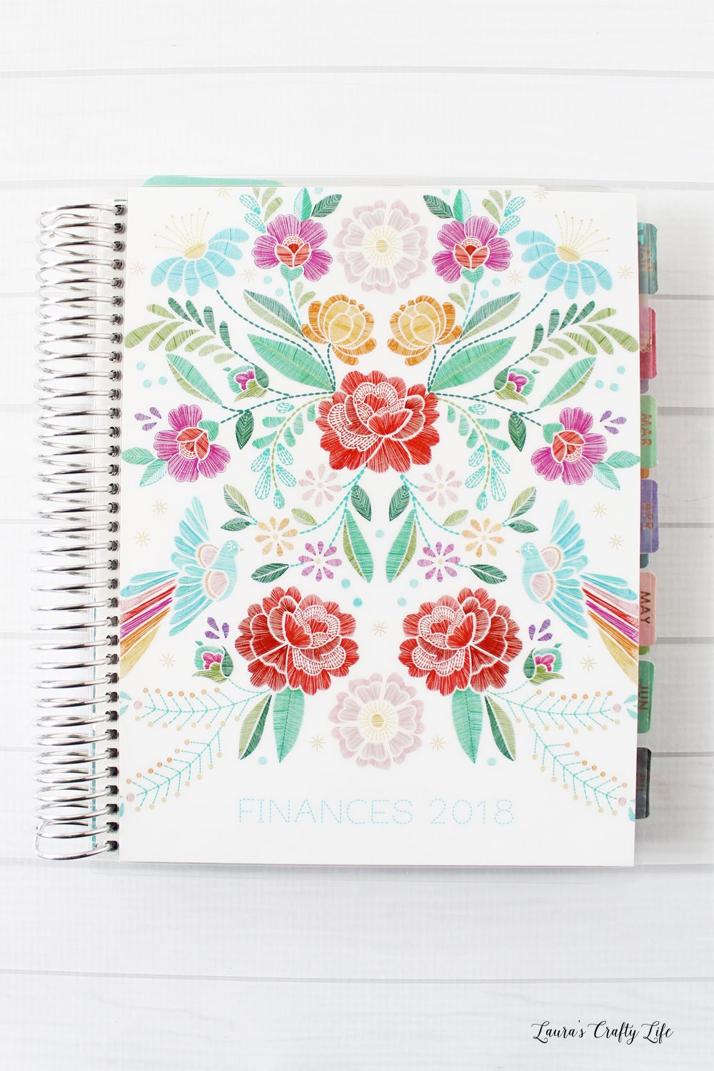 Erin Condren Deluxe Monthly Notebook