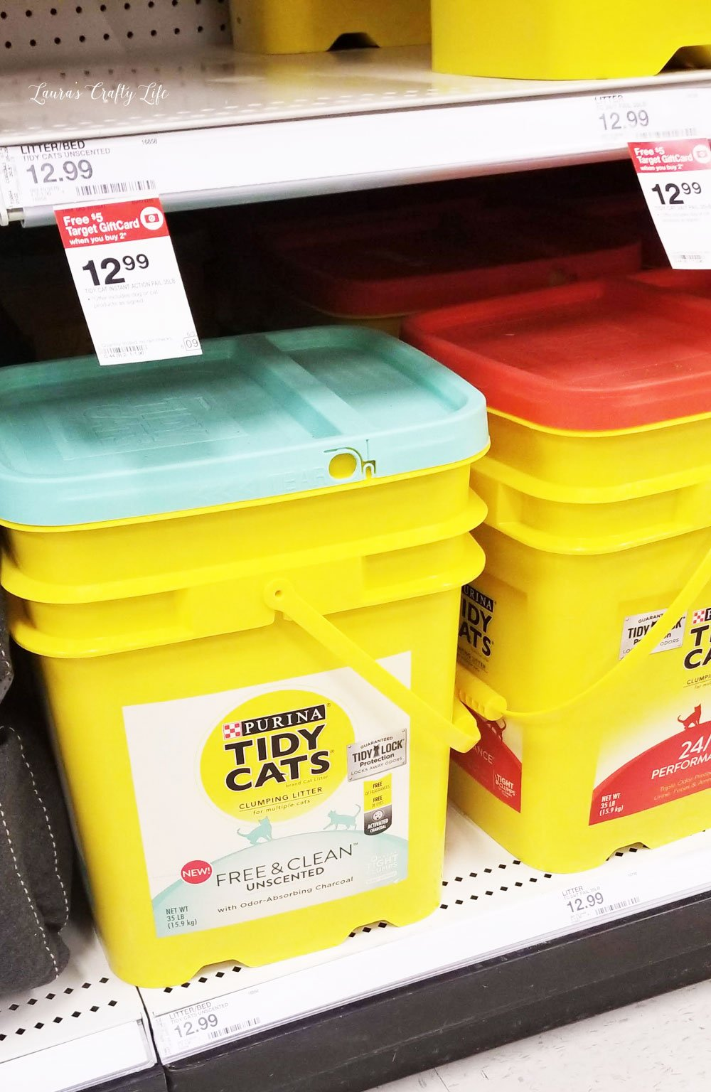Sale on TIDY CATS at Target #shop