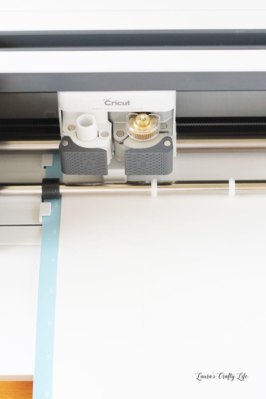 Kraft Board Paper Lantern Cricut Scoring Wheel Laura S