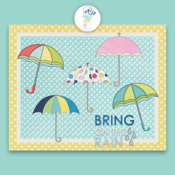 bring on the rain digital art