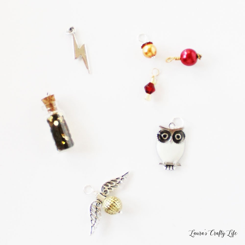 Harry Potter charms #harrypotter #laurascraftylife #charms