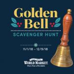 Golden Bell Scavenger Hunt - Cost Plus World Market
