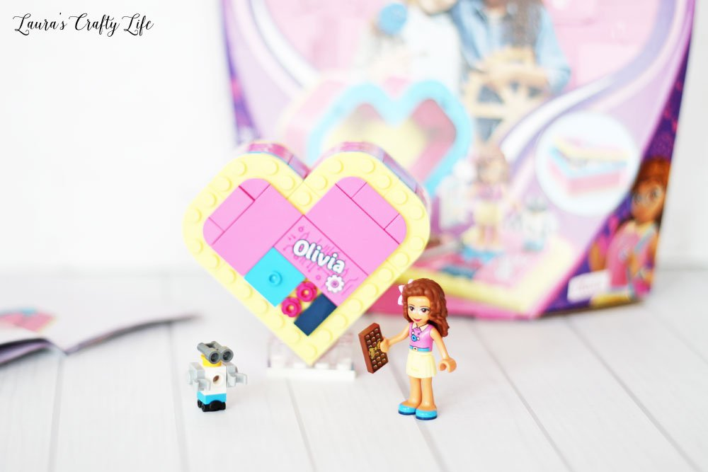 Olivia Heart Box LEGO Friends toy