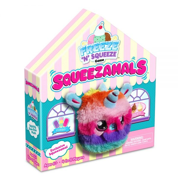 Squeezamals Freeze 'N' Squeeze Game