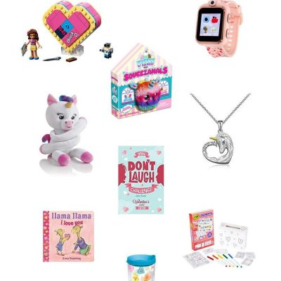 Valentine's Day Gifts for Kids. 9 ideas for Valentine's Day gifts for toddlers, kids, and tweens to give on February 14. #laurascraftylife #valentinesday #kids
