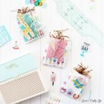 Create birthday treat bags with the goodie bag guide and happy jig