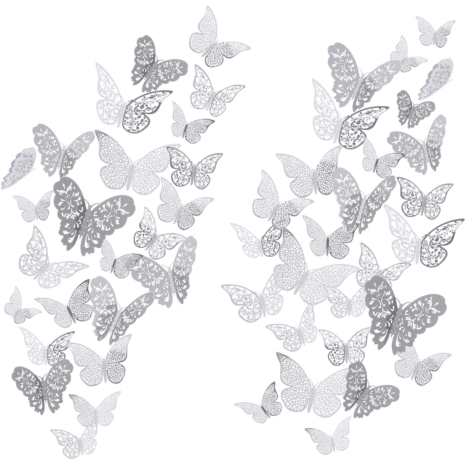 Butterfly Wall Decals from Amazon