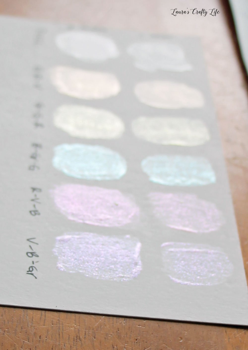 Different finishes of Dragonfly Glaze
