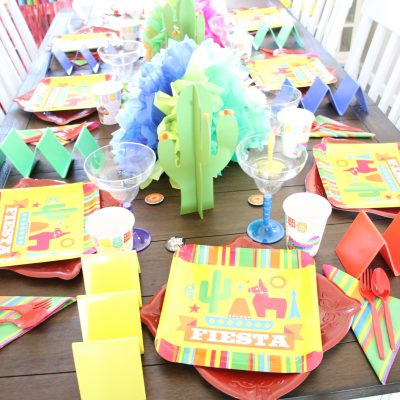Fiesta Taco Party ideas