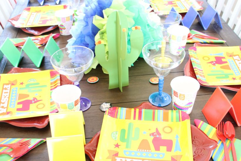 Fiesta Taco Party ideas