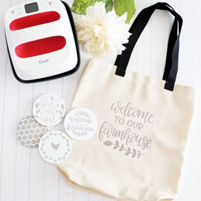 Farmhouse Gift Cricut Infusible Ink