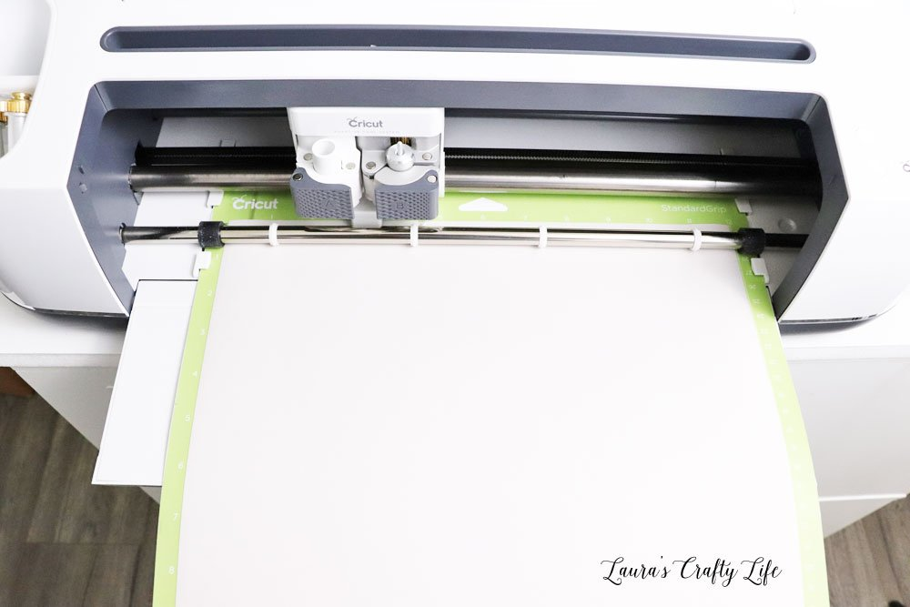 Use Cricut Maker to cut infusible ink