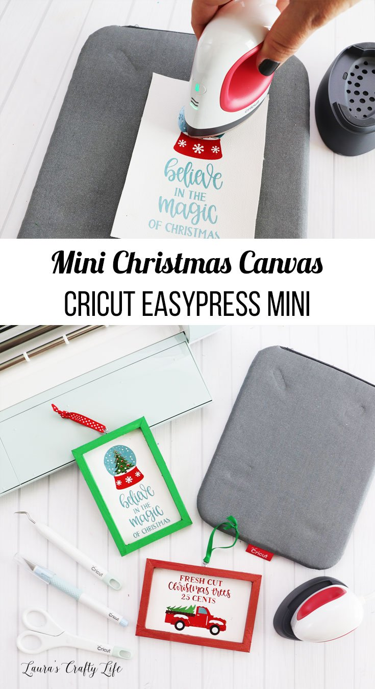 EasyPress Mini Christmas Canvas