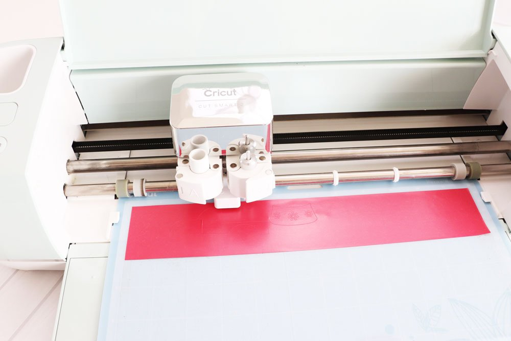 Use Cricut Explore Air 2 to cut iron on