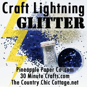 Craft Lightning Glitter edition