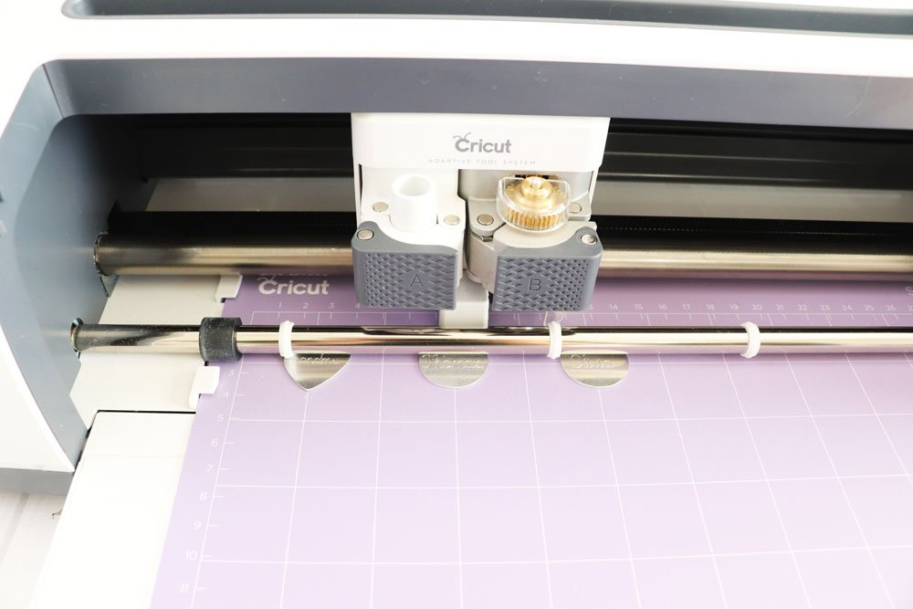 Cricut Maker and engraving tip