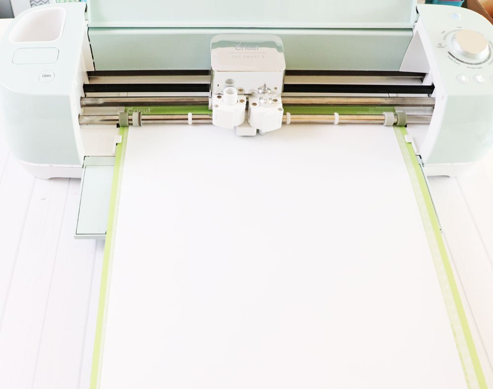 Cricut Explore Air 2 to cut out iron-on