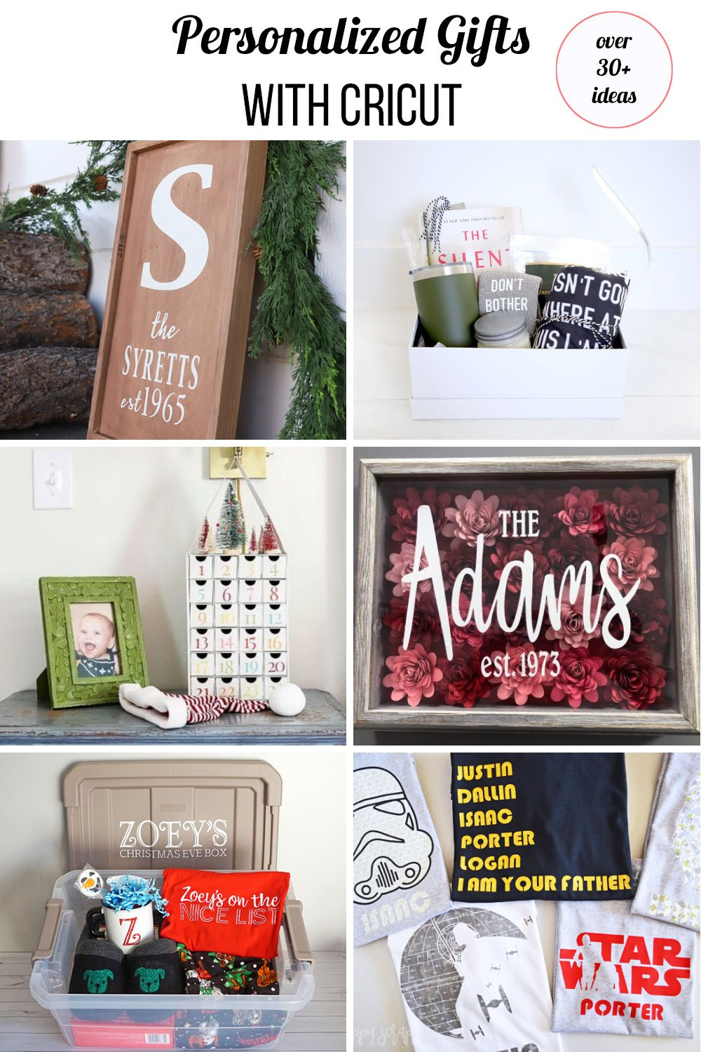 more personalized Christmas gifts