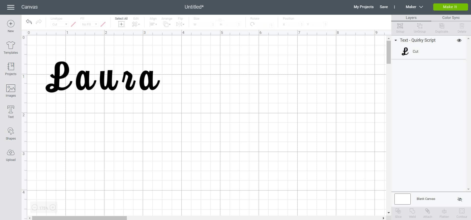 choose script font