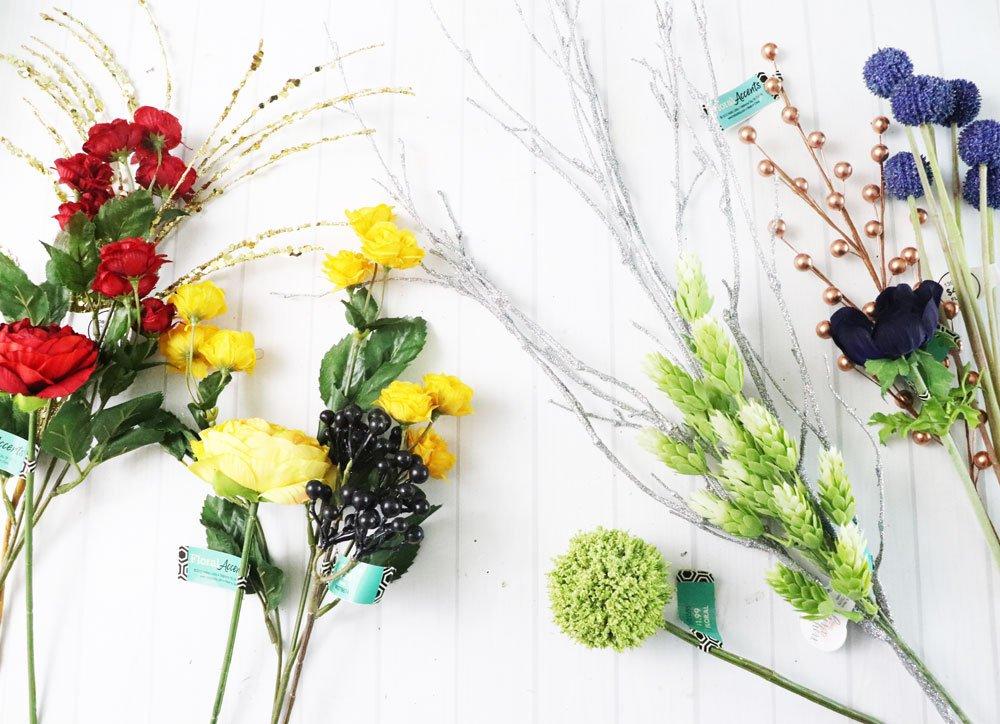 flower stems Hogwarts houses