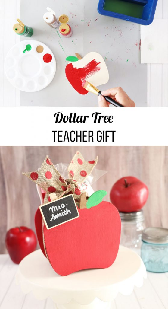 dollar tree teacher gift