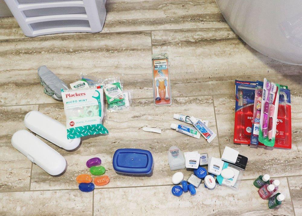 sort like items together