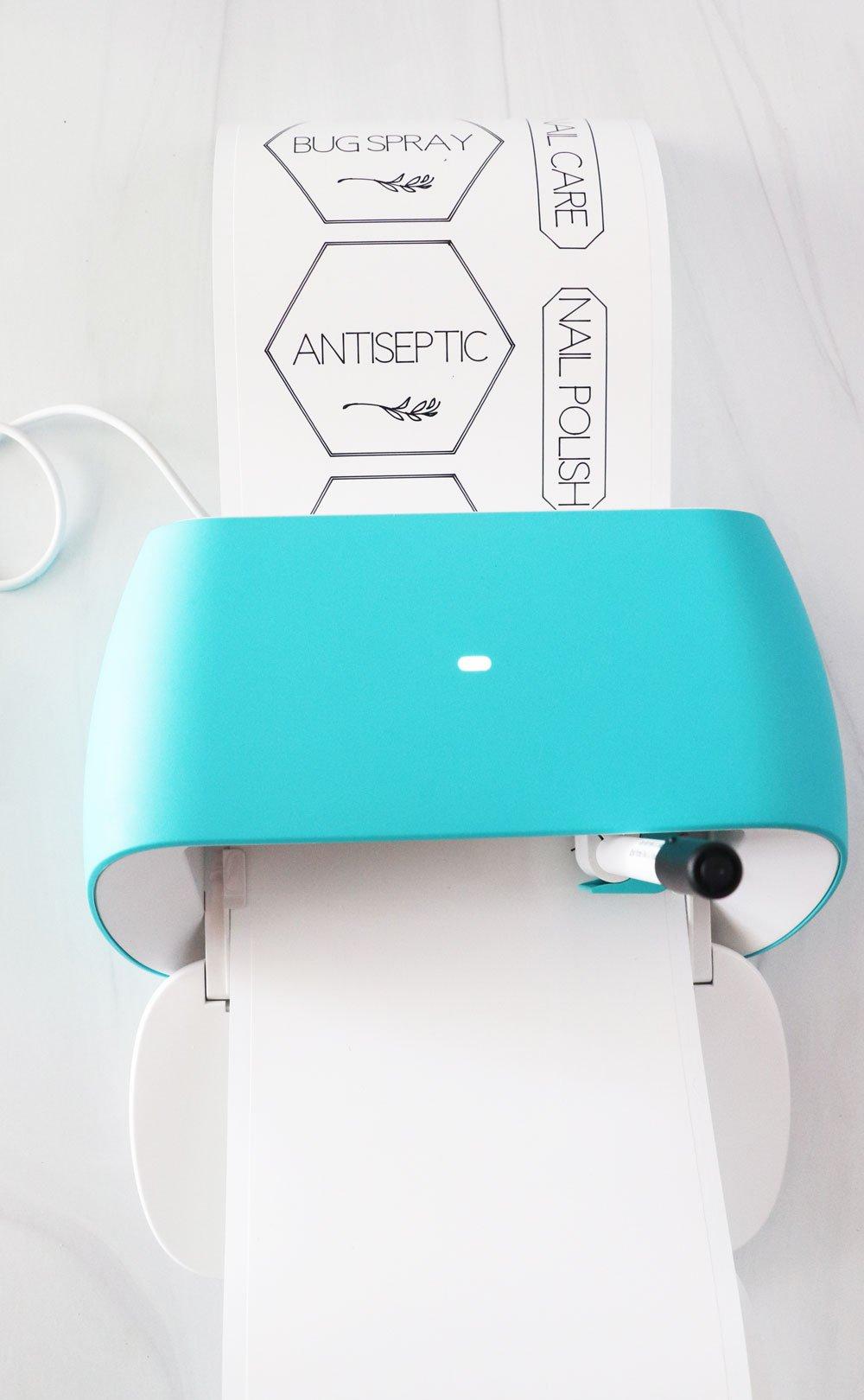 write on Cricut Joy smart label
