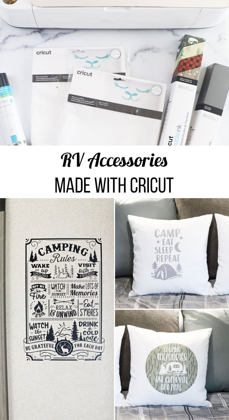 rv accessories made with cricut