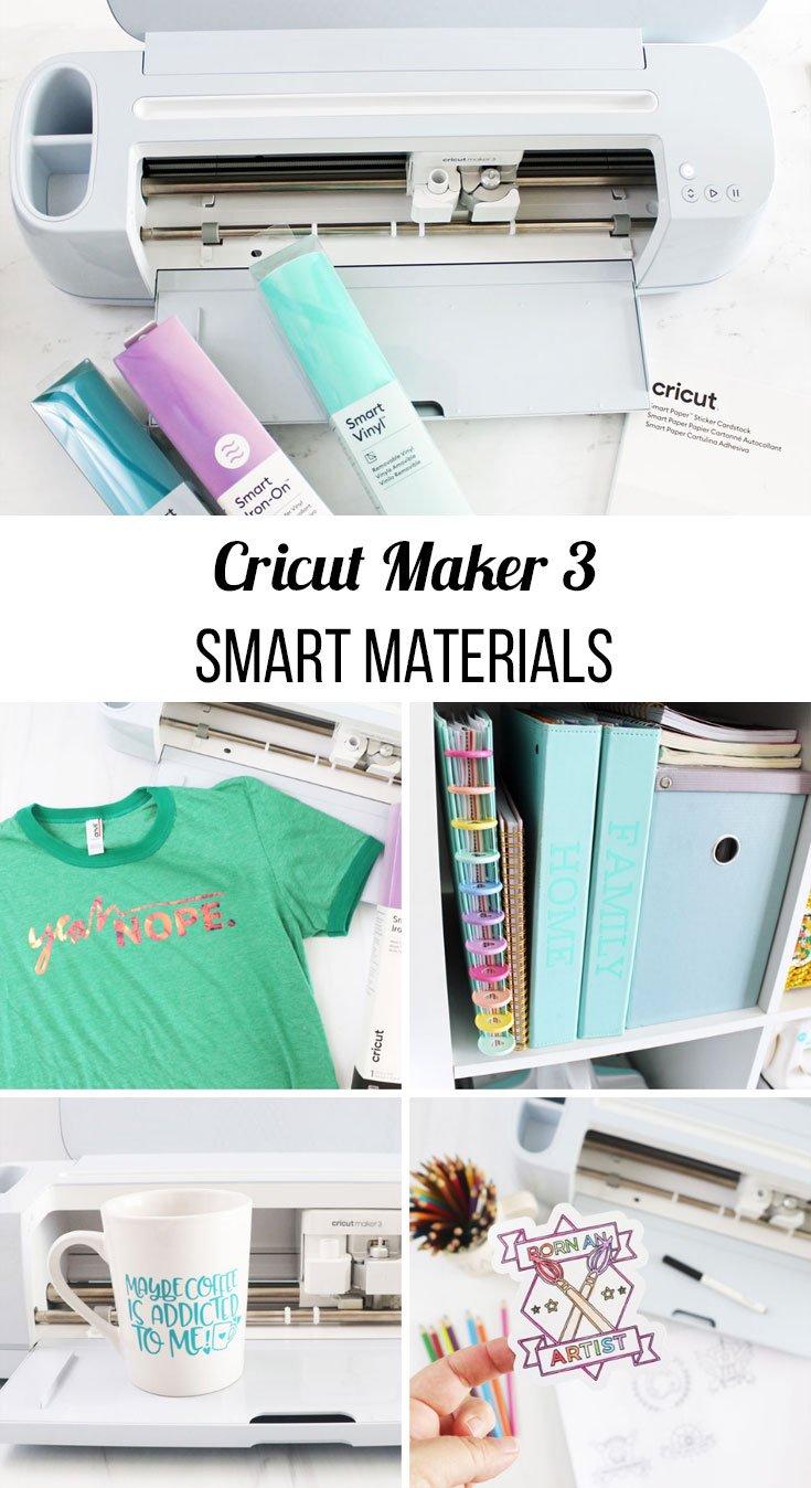 Cricut Maker 3 Smart Materials