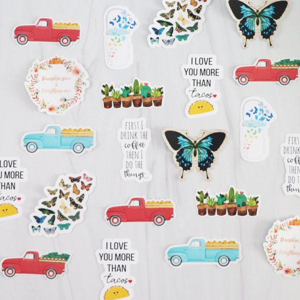 stickers September 2021