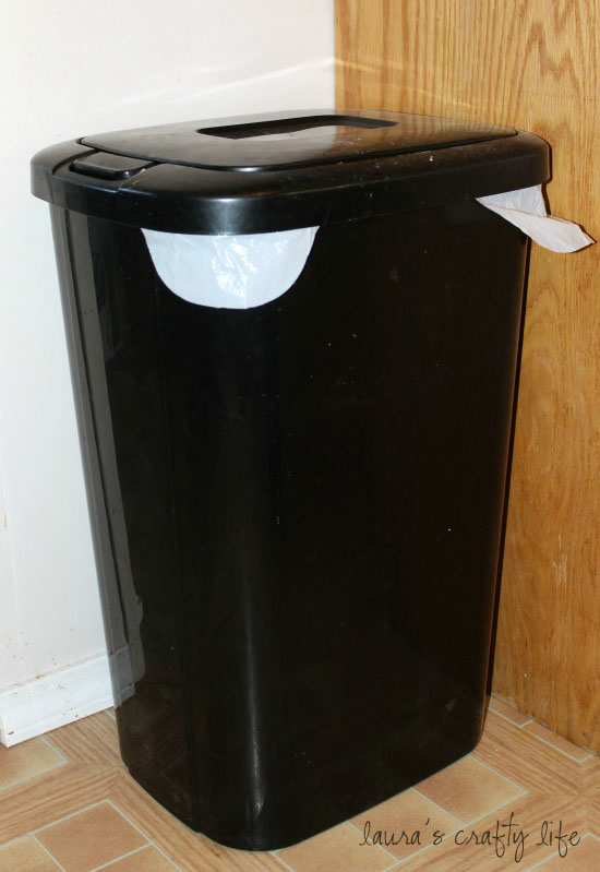 Attractive The Kitchen Trash Can, In Particular, Can Get Pretty Gross If You Donu0027t  Clean It Regularly.