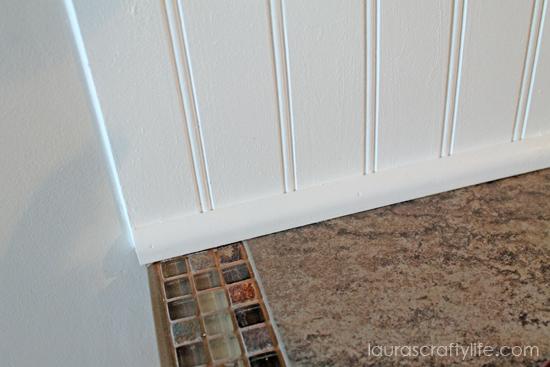 Tile backsplash trim. bathroom trim ideas 4 glass tile backsplash ...